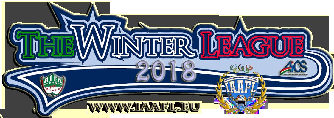 CALENDAR WINTER LEAGUE 2018