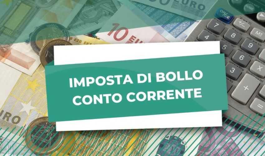 ESENZIONE IMPOSTA DI BOLLO SUI C/C DELLE ASD
