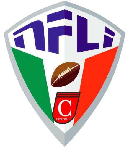 NATIONAL FOOTBALL LEAGUE ITALY - NFLI - IAAFL  CENTRAL CONFERENCE