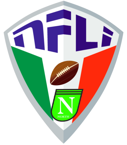 NATIONAL FOOTBALL LEAGUE ITALY - NFLI - IAAFL  NORTH CONFERENCE