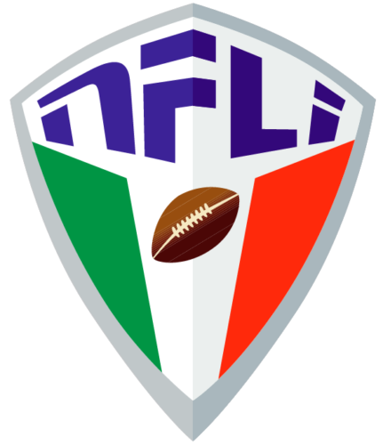 NATIONAL FOOTBALL LEAGUE ITALY - NFLI - IAAFL  LEGA ITALIANA FOOTBALL