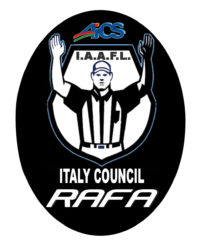 NATIONAL FOOTBALL LEAGUE ITALY - NFLI - IAAFL  RAFA